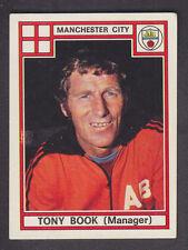 Panini - Football 78 - # 211 Tony Book - Manchester City