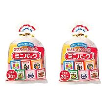 Tanaka Iroiro Mini Pack Furikake Rice Seasoning 30pcs x 2bags From Japan