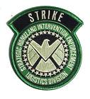 "Agents of SHIELD TV STRIKE Force - Grey - 3.5"" Logo Patch- FREE S&H (ASPA-021)"