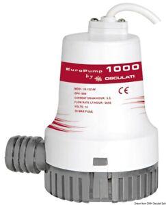 Elettropompa Europump II 1000/1500 - 12/24V