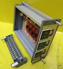 SCS-klimo WSU1 /w Wiring Module PLC Stafa Control System AG Siemens Staefa WSU 1