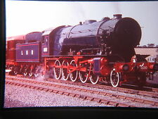 1 x 35 mm Transparency Vintage Train~Rail 150 Grand Steam Cavalcade (Ref R1 015)
