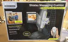 New! Homedics Shiatsu Massaging Cushion Model Sbm-200 [Local Pick-Up Only]