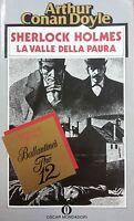 SHERLOCK HOLMES. LA VALLE DELLA PAURA - CONAN DOYLE