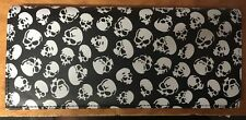 SKULL Clutch Bag Punk Goth Alternative