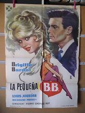 A5250 LA PEQUEÑA B.B. BRIGITTE BARDOT 1961