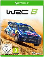 WRC 6 - FIA World Rally Championship (Microsoft Xbox One, 2016)