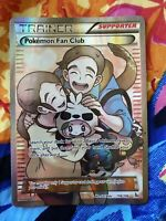 Pokemon Fan Club 106/106 - Full Art! Ultra Rare! Holo - NM/LP- XY Flashfire #2