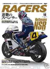 Racers Vol. 16 - Rothmans NSR Part 2 NSR500 RS250RW by Sun-a from Japan