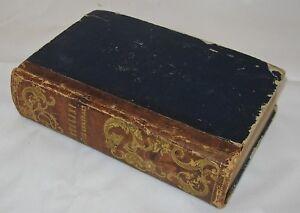 BOUND COLLECTION OF LIBRETTI FOR BELLINI OPERAS 1834