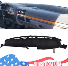 Dashboard Cover Fit For Ford F150 F250 1992-1996 Dash Cover Mat Dashmat 93 94 95