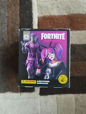 Panini Fortnite Black Frame Series Sticker Collection 44 Packets