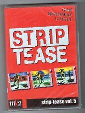 STRIP-TEASE - VOL. 5 - 8 FILMS - DVD - NEUF NEW NEU