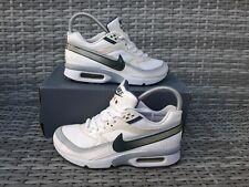 Nike Air Max BW Classic White/Navy size 4 Men's Trainers 2010