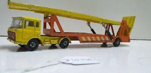 matchbox super king k-11 daf car transporter su232 traingirl13 free post