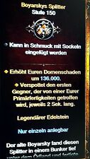 Diablo 3 Ros - All Gems / Edelsteine -Stufe 150 Rank + Gold - PS4 / Xbox One