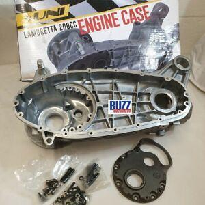 Lambretta Engine Casing Uni 200 Big Block Unstamped 005861