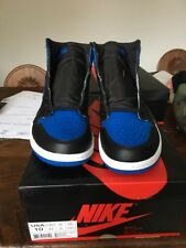 Air Jordan 1 Retro Royal Blue 2017 9.5us 43eur 8.5uk