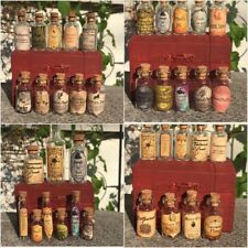 LABELS ONLY Halloween Tiny Apothecary Potion Bottles Harry Potter Party Prop