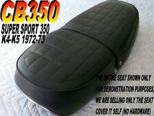 CB350 K4-5 1972-73 New seat cover Honda CB 350 super sport 151