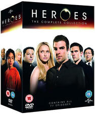 Heroes: The Complete Collection (Box Set) [DVD]