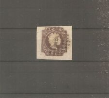 TIMBRE PORTUGAL 1856 N°9 OBLITERE USED