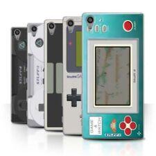 Fundas de plástico para teléfonos móviles y PDAs Sony