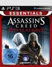 Playstation 3 Assassins Creed Revelations Platinum /Essential GuterZust.