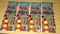 CYBER FORCE #0 TO #4 AND #1 TO #21 ALL VF/NM- UNREAD - 55 BOOKS TOTAL