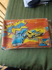 Hot Wheels Crack Ups Bash 'n Smash Game  Set 1985 - WITH CARS ! SPANISH Ed.NIB