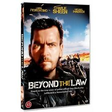 BEYOND THE LAW (1993 Charlie Sheen) DVD - PAL Region 2 - New