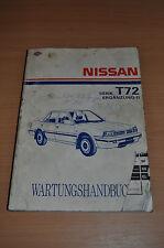 Sachbücher Auto & Verkehr Werkstatthandbuch Wartungsanleitung Nissan Vanette C22 Karosserie Ergänzung 1 Kaufe Jetzt