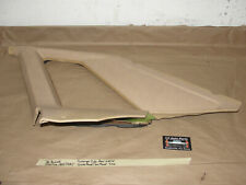 OEM 76 Buick Electra 225 4 Dr Hardtop RIGHT INTERIOR QUARTER SAIL PANEL TRIM