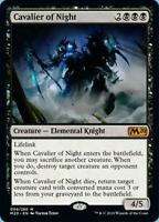 MTG Cavalier of Night Core Set 2020 MYTHIC RARE Magic the Gathering NM/M SKU#CS0