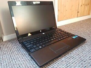 "HP Probook 4320s, 14"" HD Screen, Intel i3-330M 2.13GHz, 4GB, No HDD. FAULTY"