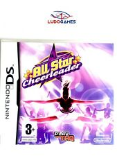 All Star Cheerleader PAL/SPA Nintendo DS Juego Completo Mint State Retro