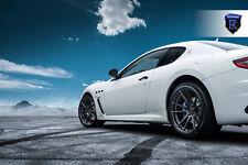 20x9 +35 20x11 +28 Rohana RF2 5x114 Black Rim Fit Maserati Gran Turismo Mc 2014