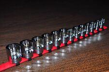 "3/8"" Dr. 13 Pc SAE Weatherhead Socket Set Sunex 9913"