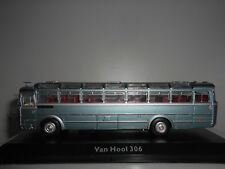 VAN HOOL 306 BUS COLLECTION #117 PREMIUM ATLAS 1:72