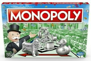 Monopoly Classic Family games -us version