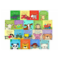 Thats not my.... Collection Usborne touchy feely books, penguin, dolly, frog