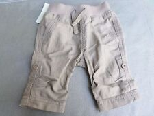 New Baby First Size George Beige Shorts Trousers Age: Up to 9lbs / 4.1KG RRP:£5