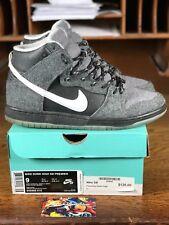 "2013 Nike Dunk High SB Premier ""Petoskey"" (645986-010) Mens Skate Shoes Size 9"