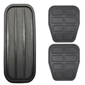 Set für VW  Gaspedal Brems-Kupplung Abdeckung Pedal Gummi FÜR  GOLF CADDY JETTA