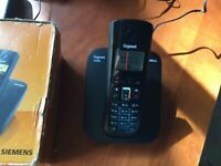 Brand New GIGASET A580 + A58H DECT CORDLESS TELEPHONE