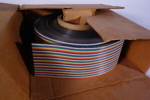 Allied Spectra Strip 100ft flat cable 60 Conductor