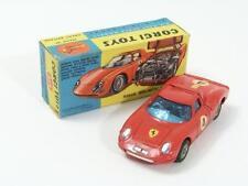 Corgi Ferrari DieCast Material Cars