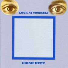 URIAH HEEP LOOK AT YOURSELF 7 Extra Tracks REMASTERED CD NEW