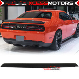 Fits 08-20 Dodge Challenger OE Factory Style Trunk Spoiler Primer ABS