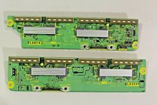 "46"" PANASONIC PLASMA TV TH-46PZ80U SD/SU BOARD Set TNPA4403 / TNPA4404"